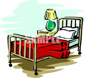 Bed clipart twin bed, Bed twin bed Transparent FREE for.
