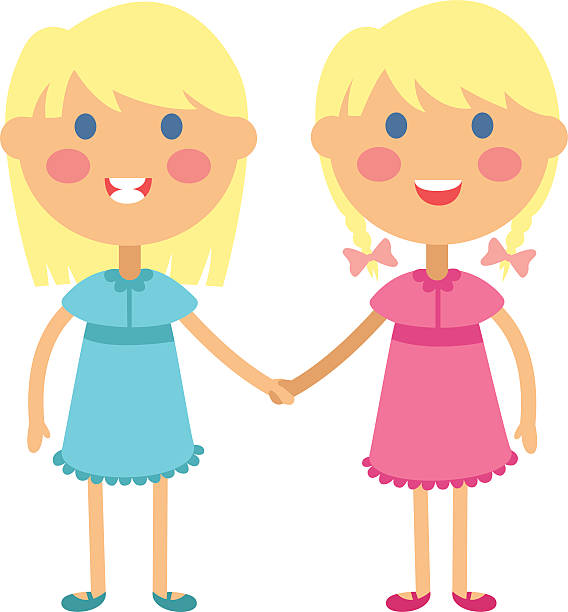 Twins Clipart Group with 84+ items.