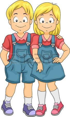 1,407 Twin Girls Stock Illustrations, Cliparts And Royalty Free.