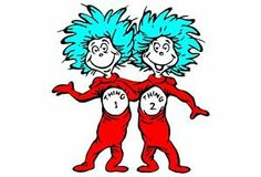 Twin dress up clipart.