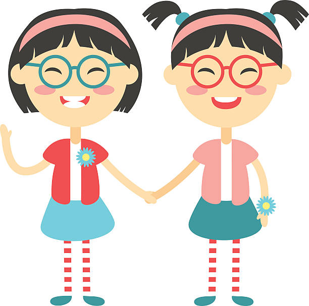 Collection of Twins clipart.