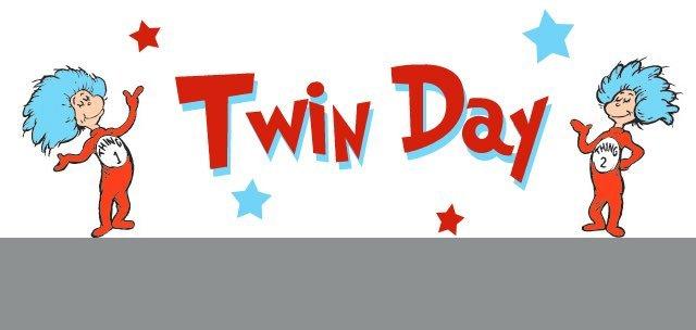 Twin day clipart 3 » Clipart Portal.