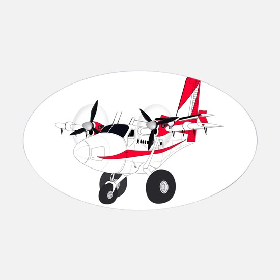 Twin Otter Stickers.