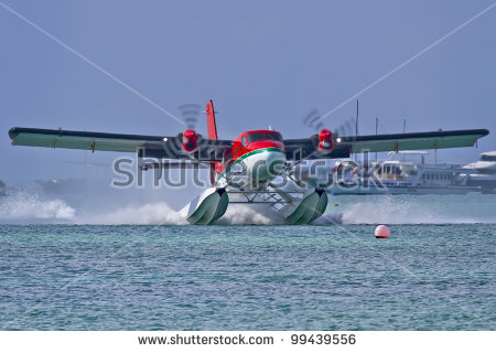 Twin Otter Stock Images, Royalty.