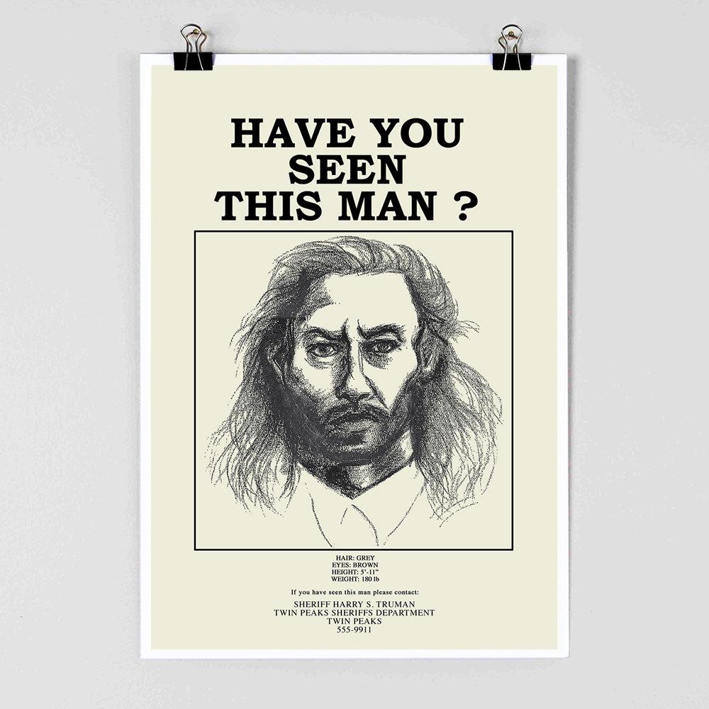 Twin peaks poster.