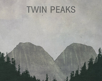 Twin Peaks Clipart Clipground