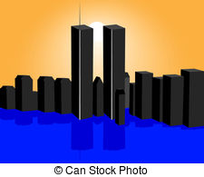 Twin towers Vector Clipart EPS Images. 196 Twin towers clip art.