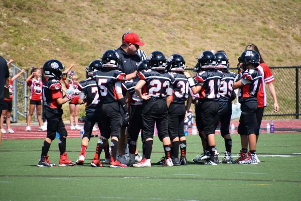 Cheerleading clipart pee wee football, Picture #1749381.