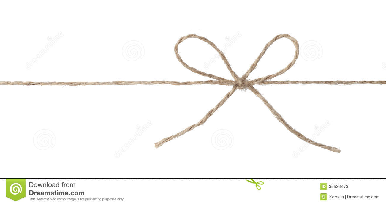 String Rope Clipart.