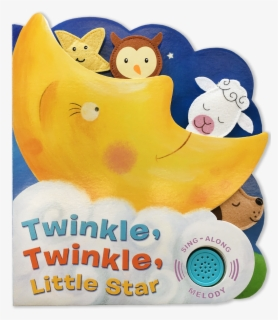 Free Twinkle Twinkle Little Star Clip Art with No Background.
