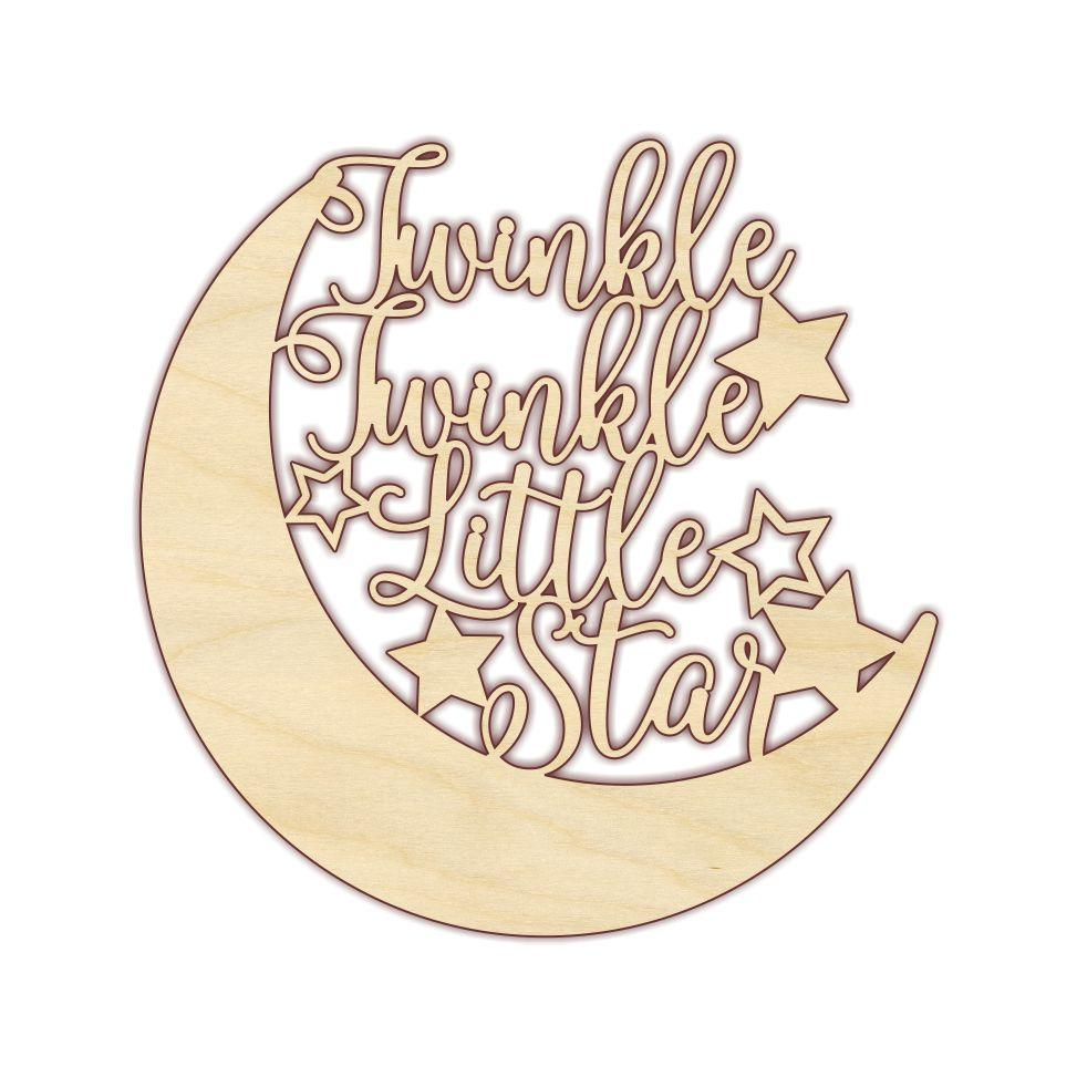 Twinkle Twinkle Little Star.
