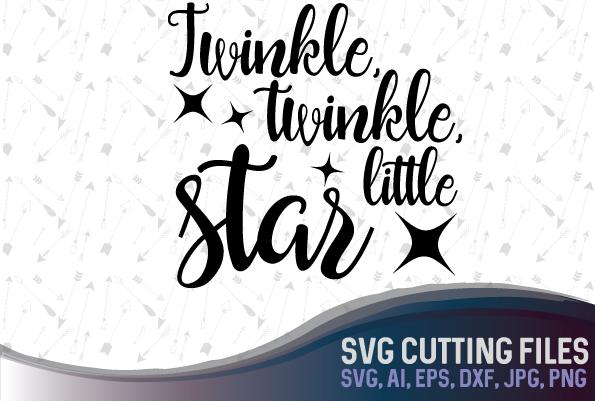 Twinkle, twinkle little star.