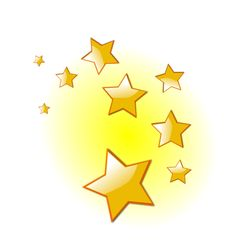 Twinkle Star Clipart.