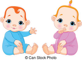 Two twins Illustrations and Clipart. 897 Two twins royalty free.
