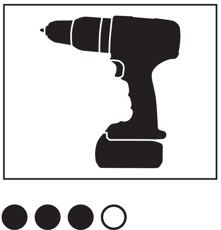 HSS twist drill bits DIN 338, type RN TiN.