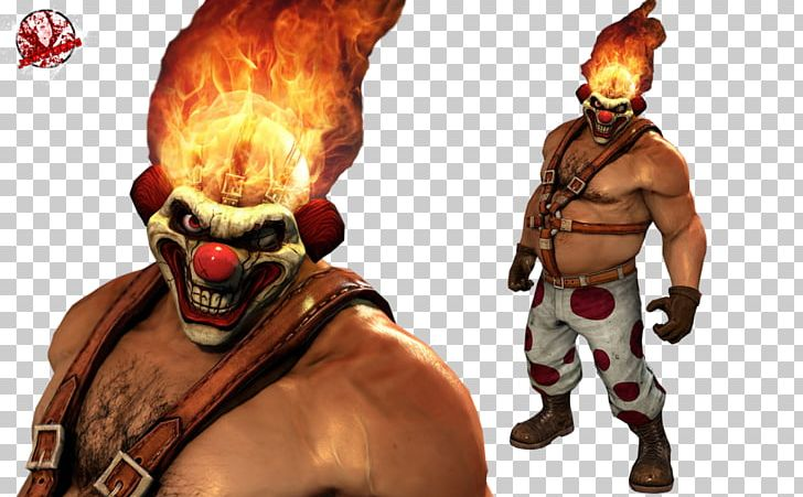 Twisted Metal: Black Sweet Tooth PlayStation All.