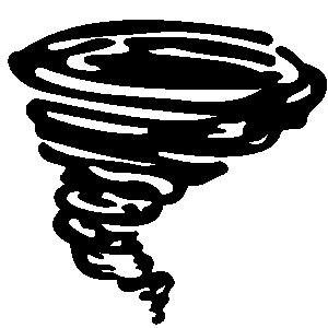 Tornado clip art free download clipart images 5.