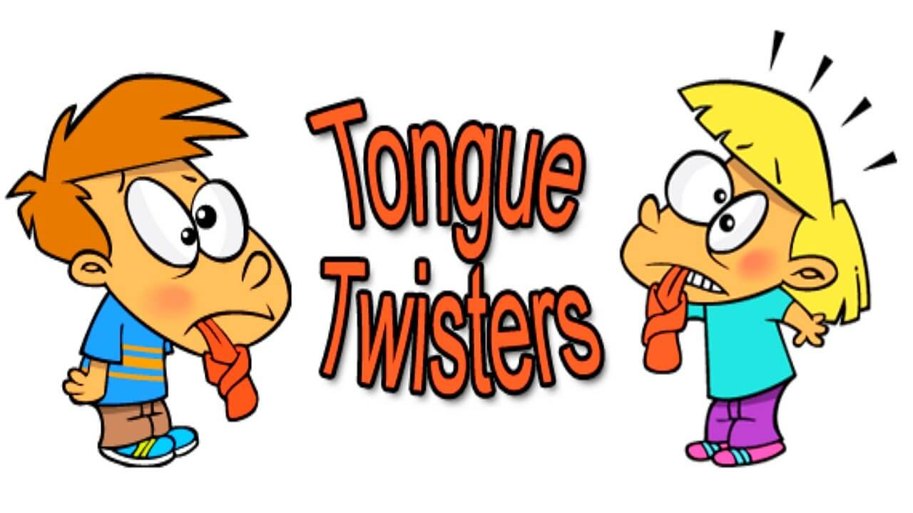 Tongue twister clipart 2 » Clipart Station.