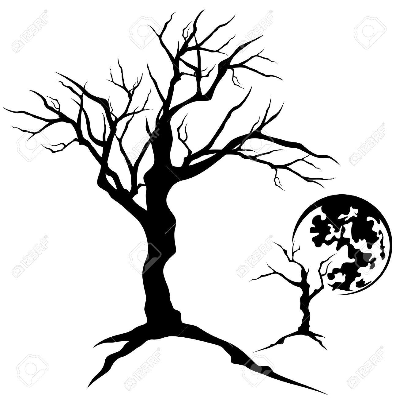 Twisted Tree Design.