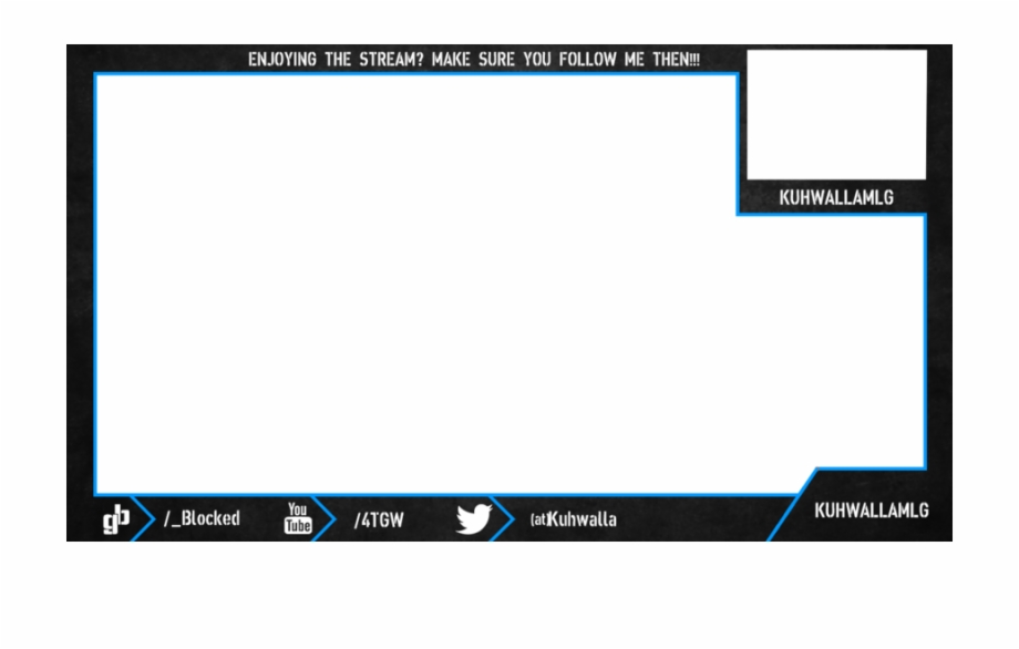 Webcam Overlay Twitch.