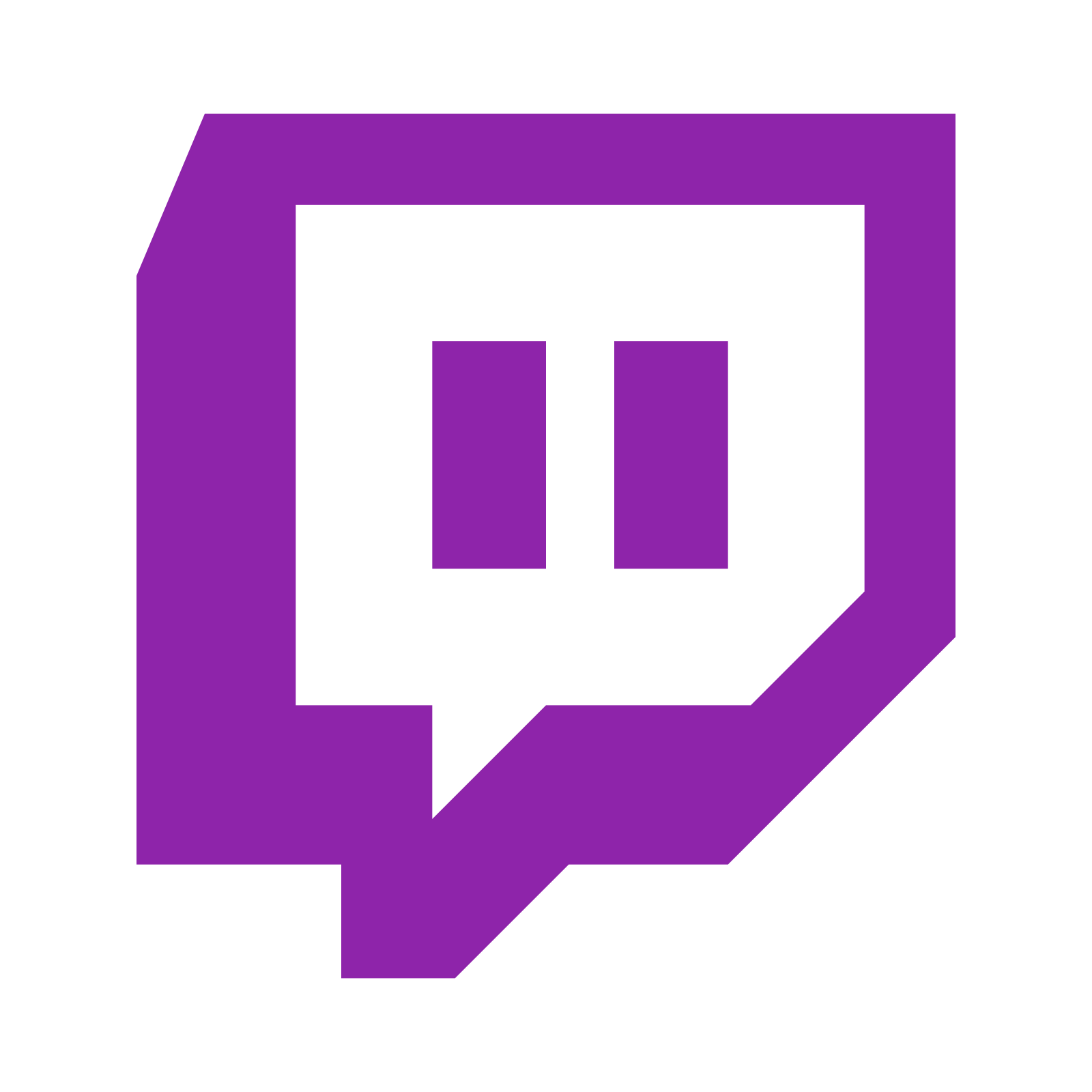 Twitch, twitch tv icon #35462.