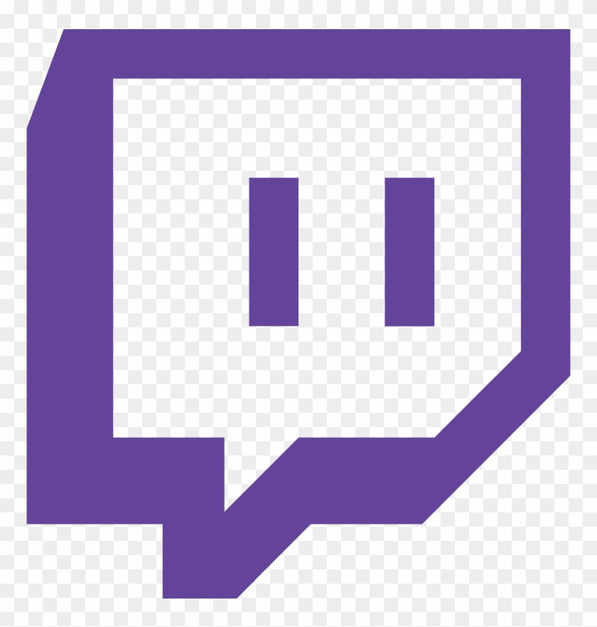 Transparent Background Twitch Logo, HD Png Download.
