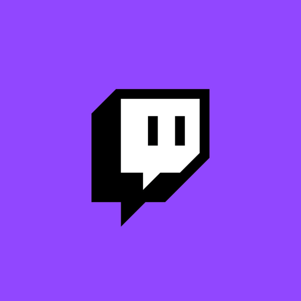 Streaming platform Twitch unveils rebranding and new logos.