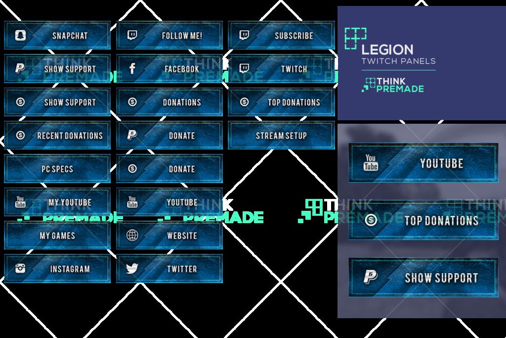 Legion Panels.