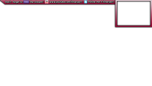 Twitch Stream Overlay.