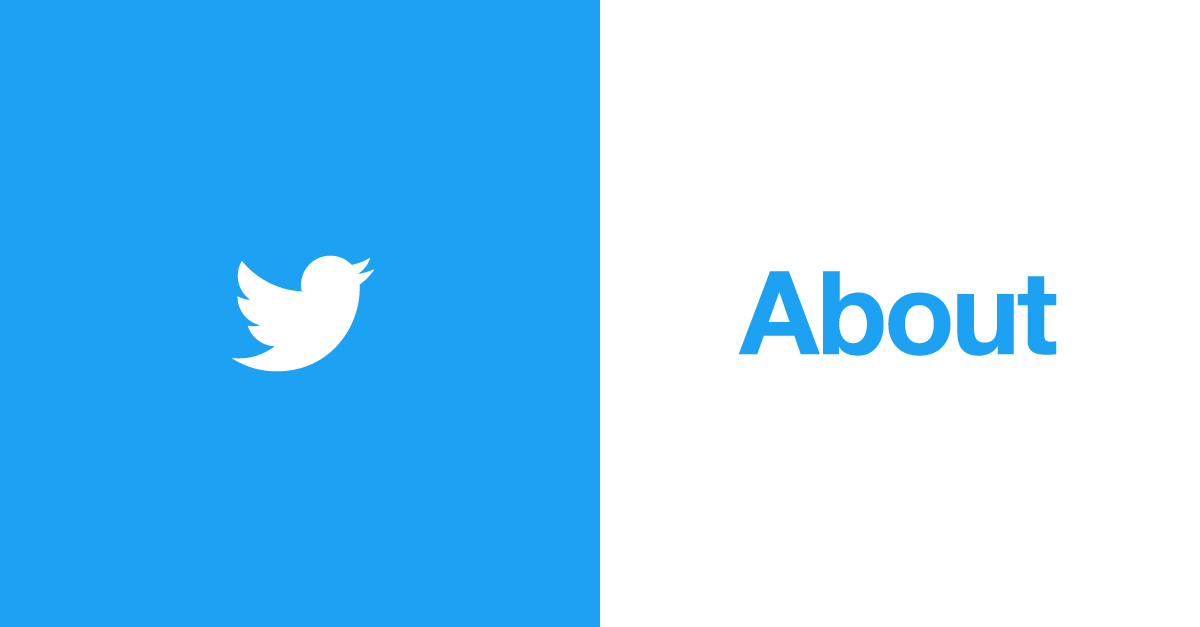 Twitter Brand Resources.