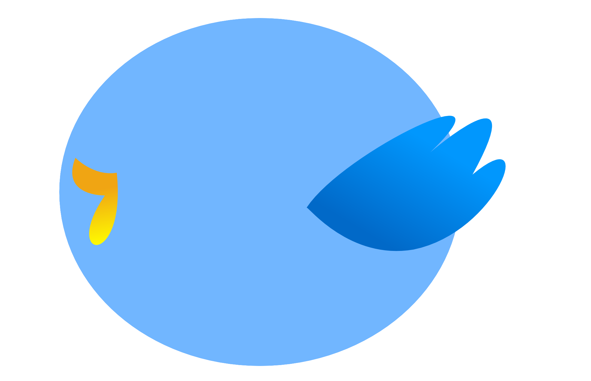 clipartist.net » Clip Art » Twitter Bird Tweet Tweet 5.