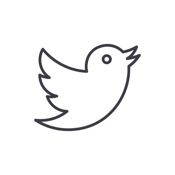 Twitter clipart.