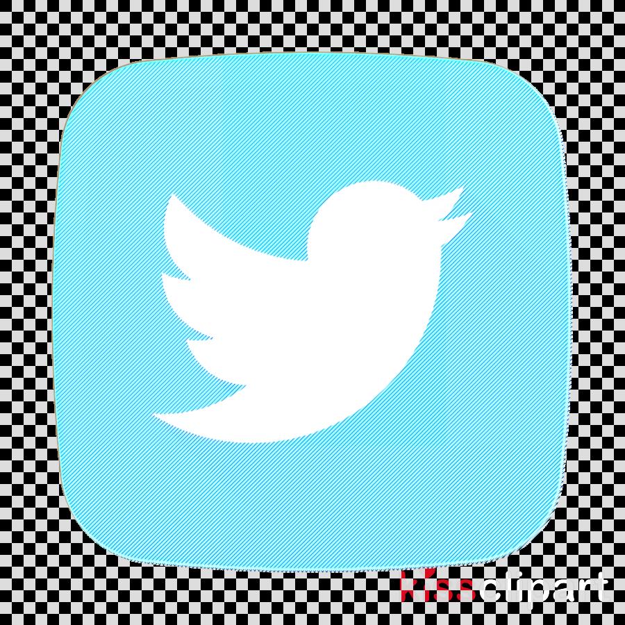 Twitter icon Social Media Logos icon clipart.