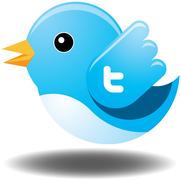 Free Twitter Logo Vector Black And White, Download Free Clip.