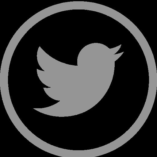 Circle, logo, media, social, social media, twitter icon.