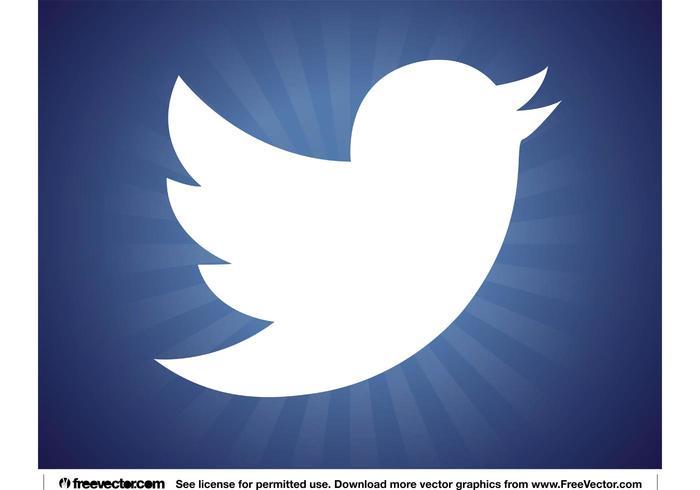 New Twitter Bird Logo.