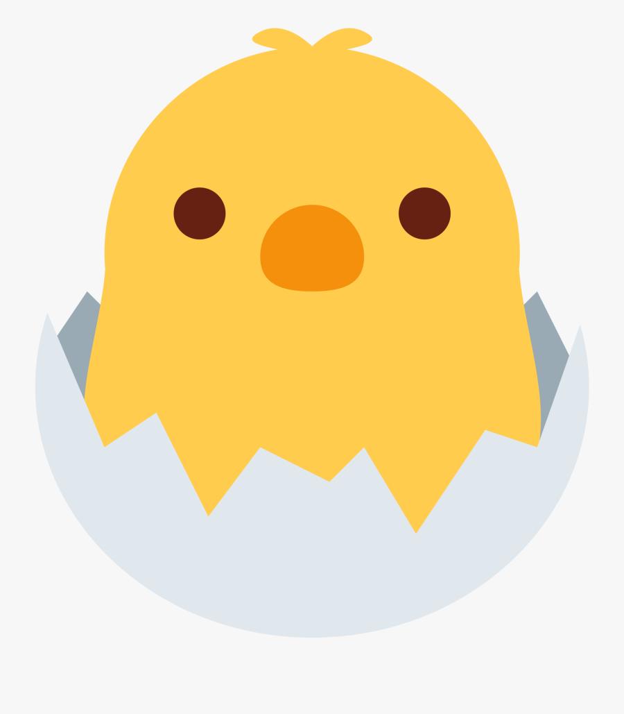 Twitter Chicken Emoji Png , Free Transparent Clipart.