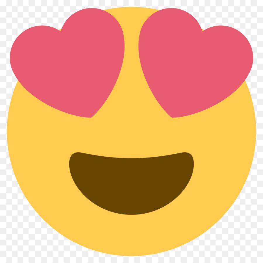 Heart Emoji Background clipart.