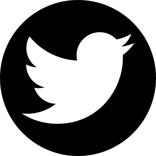 Twitter logo Icons.