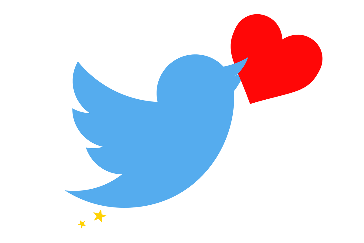 Twitter officially kills off favorites and replaces them.