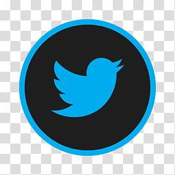 Circular Icon Set, Twitter, Twitter logo transparent.