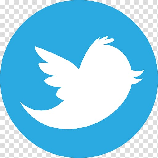 Twitter logo, Circle Twitter Icon transparent background PNG.