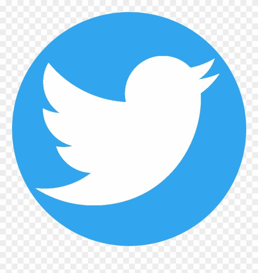 Transparent Background Twitter Logo Clipart (#740310.