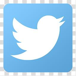 Flat Gradient Social Media Icons, Twitter_xx, Twitter logo.