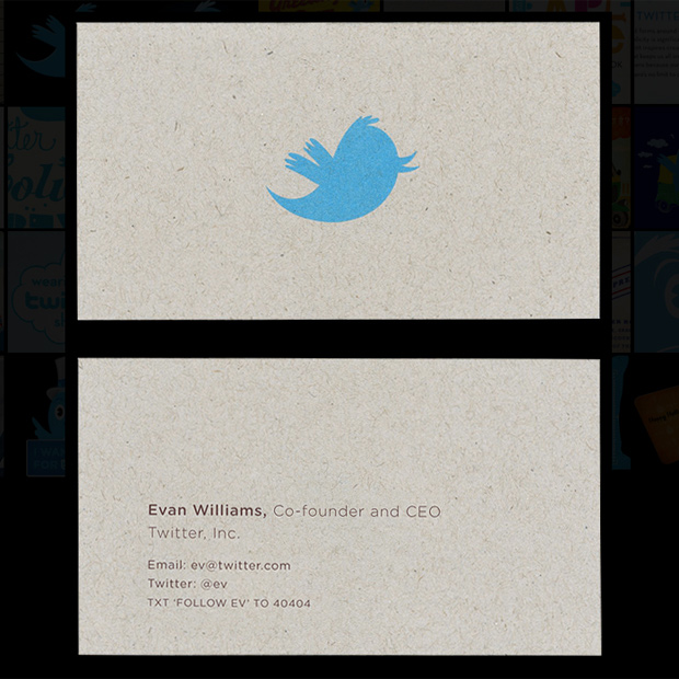 15 Stunning Business Cards from Famous People or Companies.