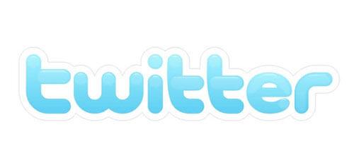 Twitter Logo Font.