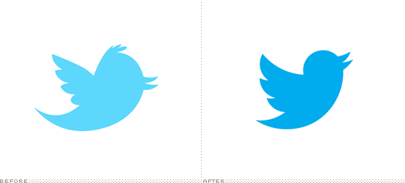 Brand New: Twitter Gives you the Bird.