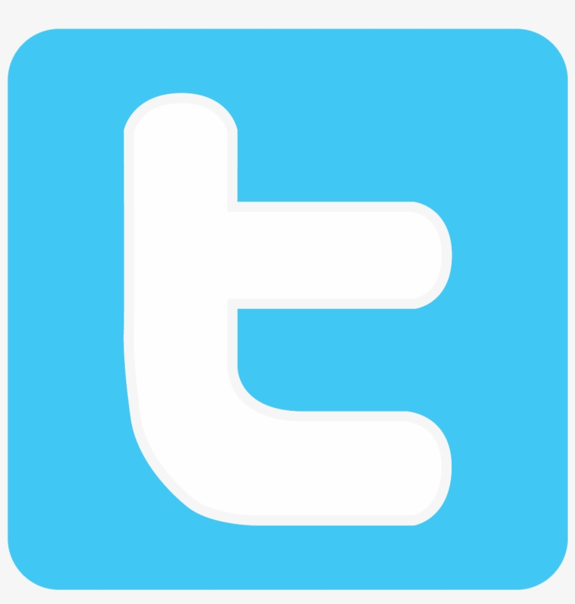 Twitter Square Logo PNG Images.