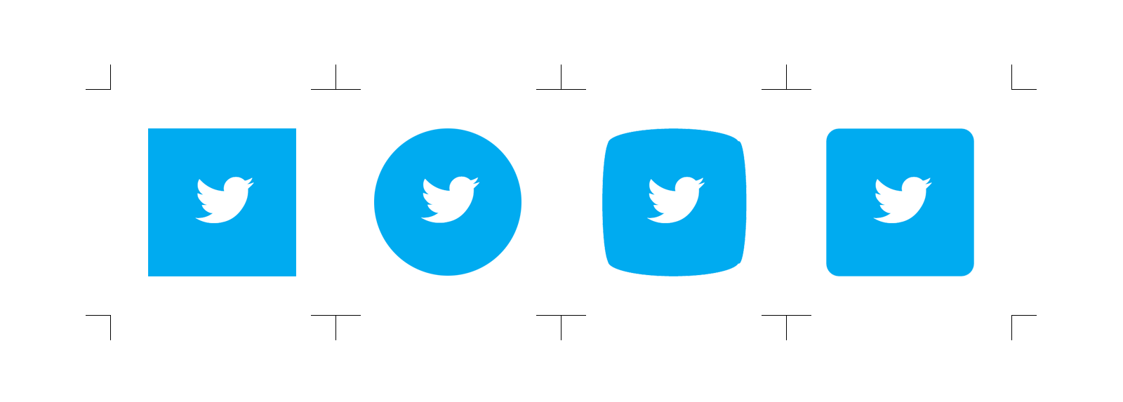Twitter Share Icon #402620.