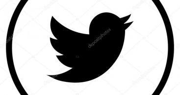 Black Twitter Icon Vector Archives.